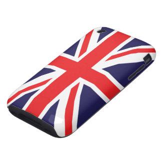 Union Jack Tough iPhone 3 Cases