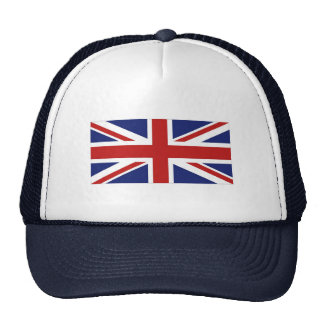 Union Jack Trucker Hats