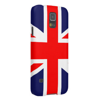 Union Jack - UK Flag Galaxy S5 Cover