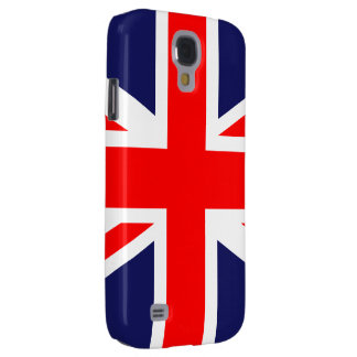 Union Jack - UK Flag Galaxy S4 Cover