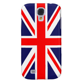 Union Jack - UK Flag Samsung Galaxy S4 Cover