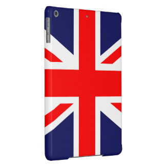 Union Jack - UK Flag Cover For iPad Air