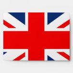 Union Jack - UK Flag Envelopes
