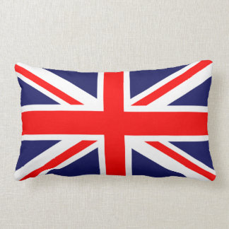 Union Jack - UK Flag Pillow