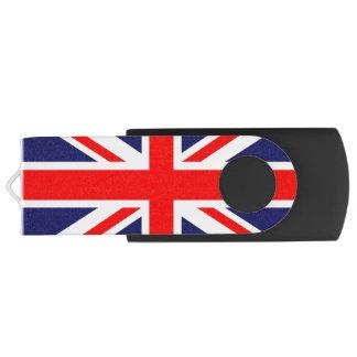 Union Jack - UK Flag USB Flash Drive