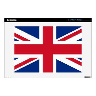 """Union Jack United Kingdom 13"""" Laptop Skin"""