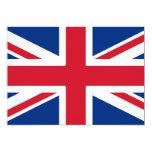 Union Jack United Kingdom Announcement