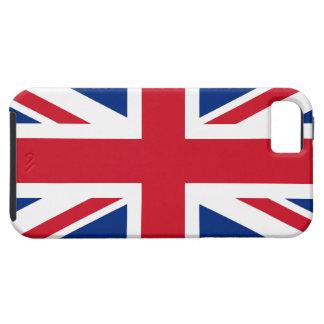 Union Jack United Kingdom iPhone 5 Cover