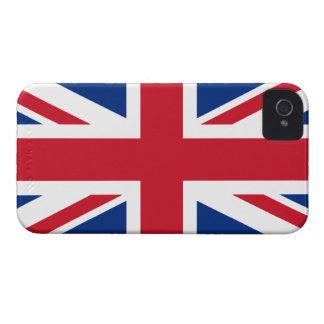 Union Jack United Kingdom iPhone 4 Cases