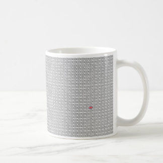 Union Jack - United Kingdom Classic White Coffee Mug