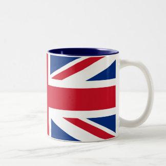 Union Jack United Kingdom Coffee Mug