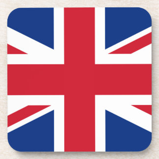 Union Jack United Kingdom Drink Coaster