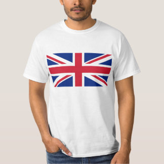 Union Jack: United Kingdom flag Shirt