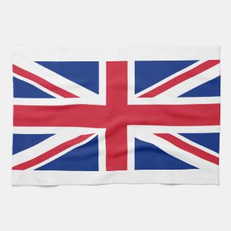 Union Jack: United Kingdom flag Towel