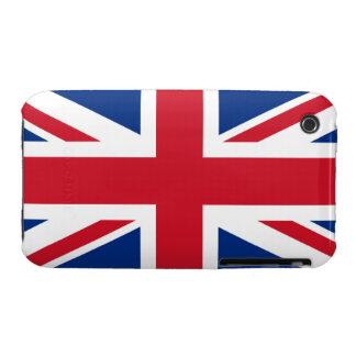 Union Jack United Kingdom iPhone 3 Case-Mate Case