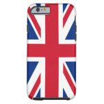Union Jack United Kingdom iPhone 6 Case