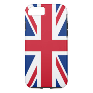 Union Jack United Kingdom iPhone 7 Case