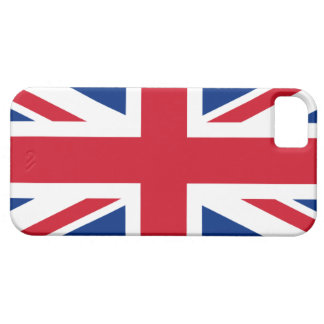 Union Jack United Kingdom iPhone SE/5/5s Case