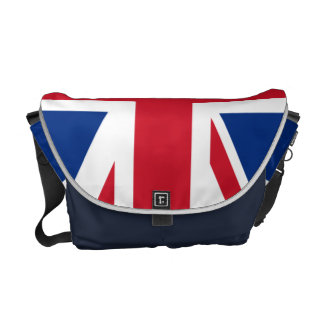 Union Jack United Kingdom Messenger Bag