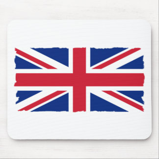 Union Jack United Kingdom Mouse Pad