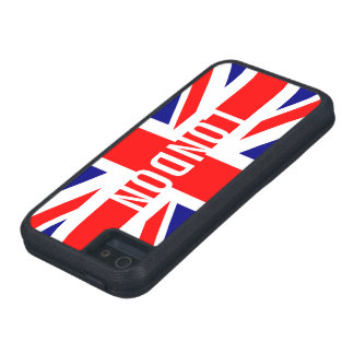Union Jack United Kingdom UK Flag London iPhone SE/5/5s Case