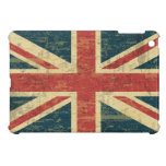 Union Jack Vintage Distressed Cover For The iPad Mini