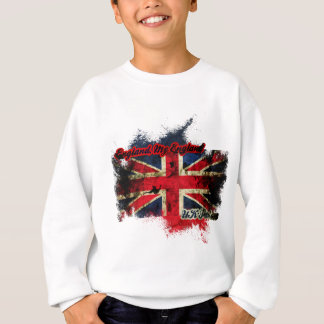 UNION JACK VINTAGE UK PASSION SWEATSHIRT