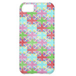 Union Jack Whimsy iPhone 5C Covers