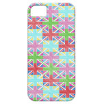 Union Jack Whimsy iPhone Case iPhone 5 Case