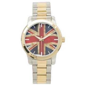 Union Jack... Wrist Watch