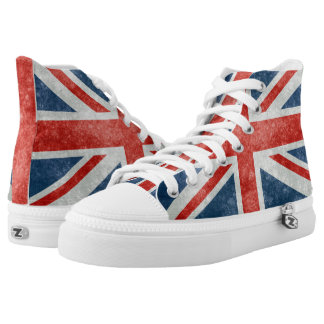 Union Jack Zapatillas