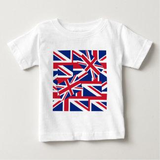 Union Jacks Galore Baby T-Shirt