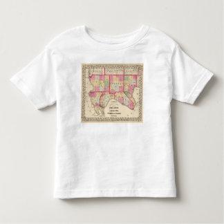 Unión, Johnson, Alexander, Pulaski Camiseta