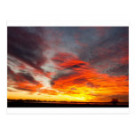 Unión lago salida del sol 14 de febrero de 2011 -  postal