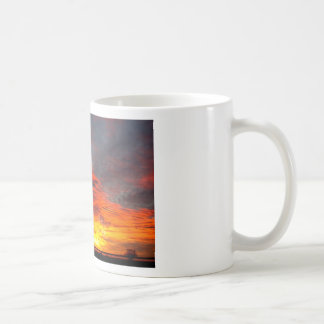 Union Lake Sunrise Feb 14th 2011 - Longmont - Coffee Mug