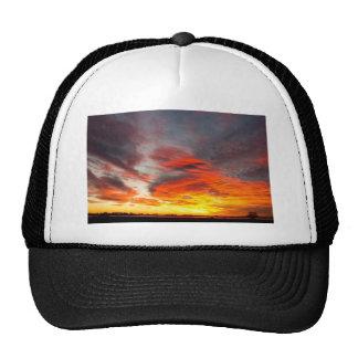 Union Lake Sunrise Feb 14th 2011 - Longmont - Trucker Hat