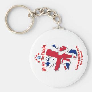 union lion DTB Rangers key chain