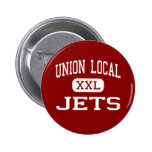 Union Local - Jets - Middle School - Belmont Ohio Buttons