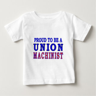 UNION MACHINIST BABY T-Shirt