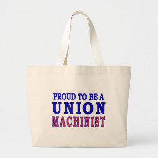 UNION MACHINIST BAG