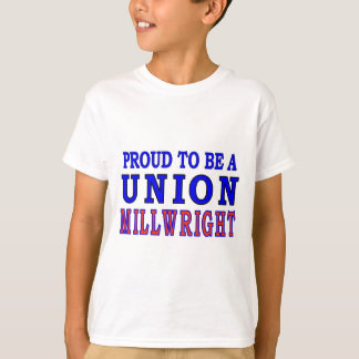 UNION MILLWRIGHT T-Shirt