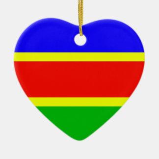 Unión nacional de Africa Occidental del sur, bande Ornatos