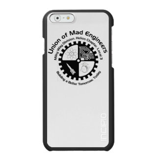 Union of Mad Engineers iPhone 6/6s Wallet Case