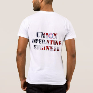 Union Operating Engineer T-Shirt