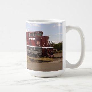 Union Pacific 1988 Katy Heritage SD70ACe Coffee Mug