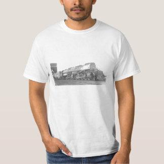 Union Pacific Big Boy 4-8-8-4 Locomotive Tshirts