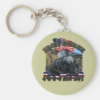 Union Pacific Big Boy Keychain
