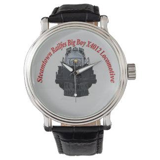 Union Pacific Big Boy No. X4012 Vintage Watch
