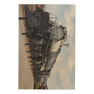 Union Pacific Big Boy No. X4012 Wood Canvas