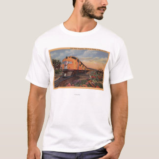 "Union Pacific Railroad ""City of Los Angeles"" T-Shirt"